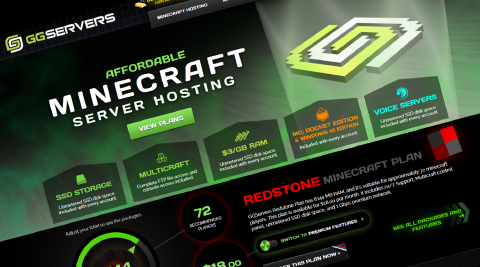 Harzem Design Web Hosting Designs Game Server And Minecraft - Minecraft spiele ohne plugin