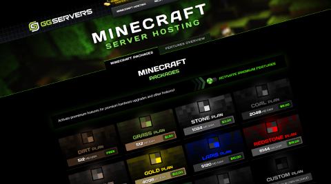 Harzem Design Web Hosting Designs Game Server And Minecraft - Minecraft spiele server deutsch